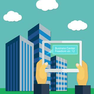 Augmenting commercial Real Estate reality