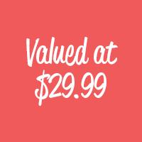 Valued at...