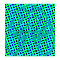 Artist's impression of a nanobot