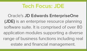 OB Case Study_Tech Focus: JDE