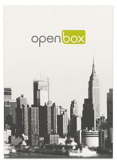 Open Box Value Proposition Booklet