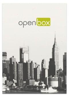 Open Box Value Proposition Booklet