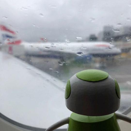 Rob Sparke - Hello London. . .#whereisrobsparke
