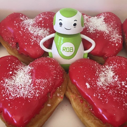 Rob Sparke - Happy Valentine's Day. #whereisrobsparke