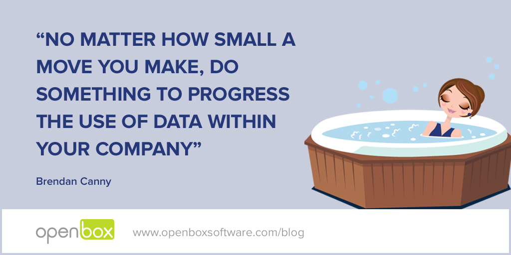 Open Box Blog_Dipping a toe in the data lake