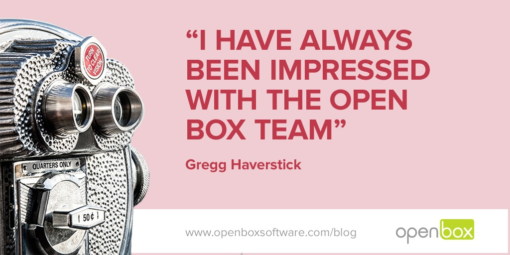 Open Box Blog Image Gregg Haverstick